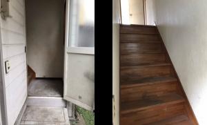 玄関と階段_A